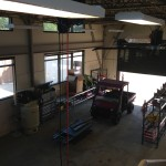 Southlake Maintennace Building - Maintenance Bay