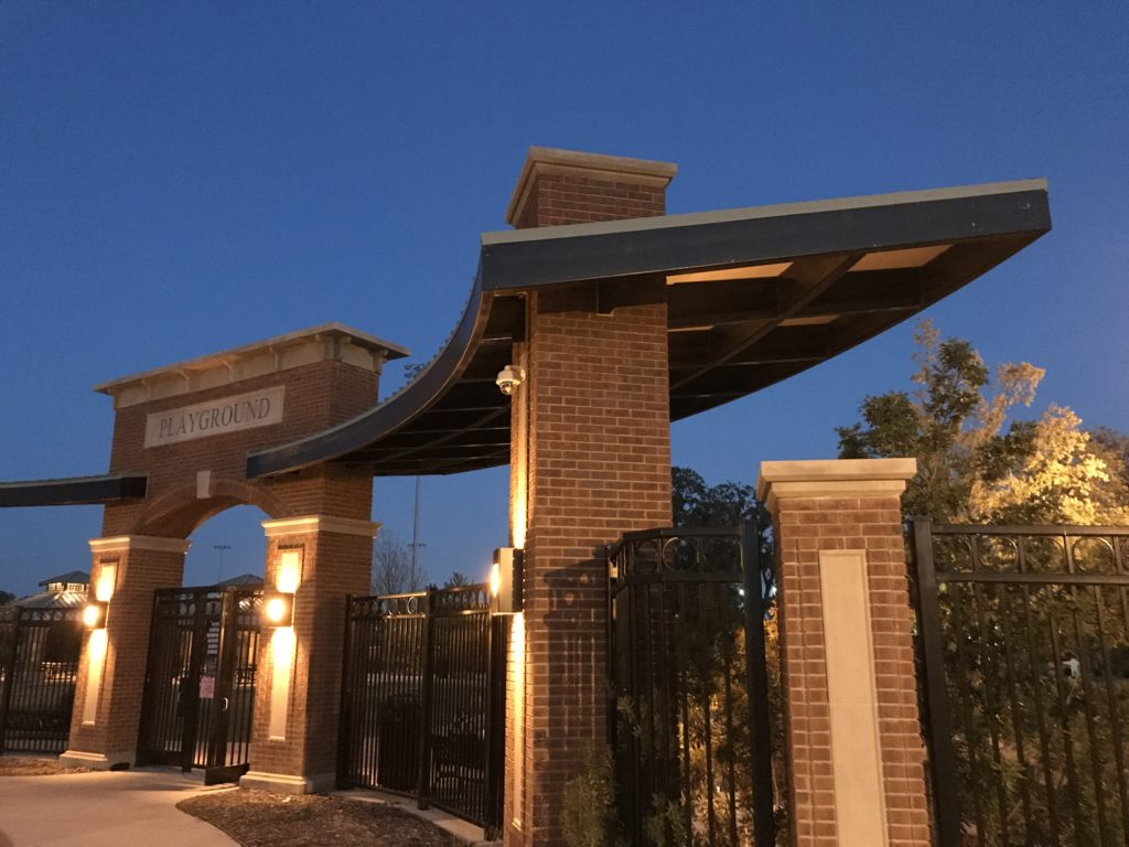 Shade Structure Southlake Tx Brohard Architecture
