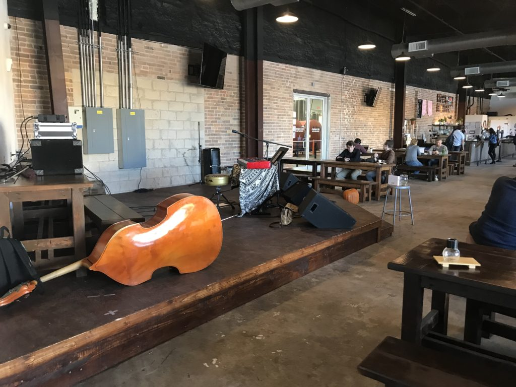 Armadillo Ale Works - Stage